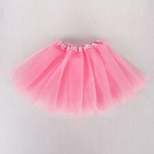 Fille Fillette Mini Princesse Jupe mignon Vêtement Ballet Tutu Roseclair enchère