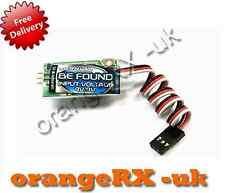 RC Lost Model Finder - Turnigy Be Found Lost Model Beeper - orangeRX -UK