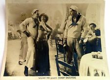 George O'Brien Lois Moran Noah Young in SHARP SHOOTERS 1928 VINTAGE Photo