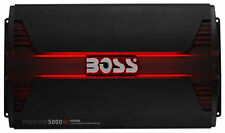 Boss Phantom Class D Monoblock 5000 Watt Amp AVA-PD5000