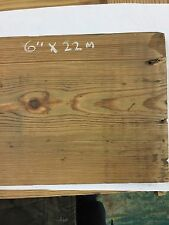 Reclaimed Floorboards 6 Inch Wide X22 Mm Thick £36.00 Per Sqr Meter