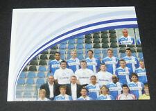 37 MANNSCHAFT P1 ARMINIA BIELEFELD PANINI FUSSBALL 2007-2008 BUNDESLIGA FOOTBALL