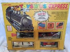RARE VINTAGE Toys R Us EXPRESS Ho Scale Electric Train Set TOY COLLECTORS DREAM