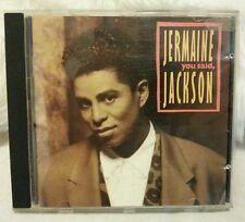 You Said - Jermaine Jackson - Album 1991 - includes un-cut track about Michael
