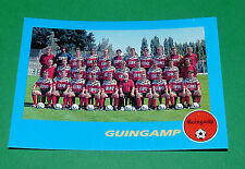 N°6 EQUIPE TEAM EN AVANT GUINGAMP EAG PANINI FOOT 96  FOOTBALL 1995-1996