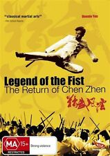 Legend of the Fist: The Return of Chen Zhen NEW R4 DVD