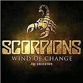 Scorpions-Wind of Change CD NEW