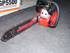 "Brand  New Jonsered  2240  Chainsaw  With 16"" Bar"