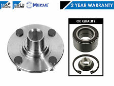 FOR FORD FOCUS MK1 HATCHBACK FRONT WHEEL BEARING HUB FLANGE & BEARING KIT NO ABS