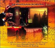 The Mantovani Orchestra [Box Set] (CD, Apr-2000, 8 Discs, St. Clair)