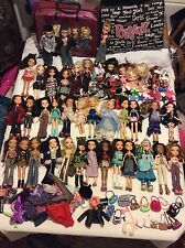 HUGE Rare MGA Bratz Dolls & Accessories LOT!  (Sasha Jade Cloe Sasha Yasmine)