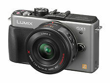 Panasonic DMC-GX1XEG-S Kit Power Zoom Objektiv 14-42mm - DMC GX 1 - #1354