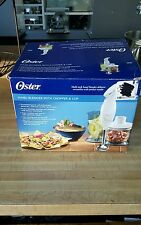 Oster Hand Blender With Chop Cup 250 watt speed