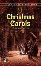 Christmas Carols: Complete Verses (Dover Thrift Editions)  Paperback