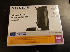 NETGEAR DGNB2200B 300 Mbps 4-Port 10/100 Wireless N Router (DGNB2200B-100GRS)