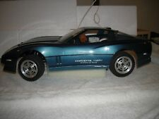 VINTAGE KYOSHO ZR1 CORVETTE 1/10 SCALE RC FUEL POWERED MINT