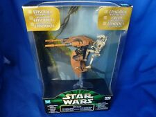 15.1298 Star Wars POTF2 STAP & BATLE DROID SNEAK PREVIEW EU BOX MISB