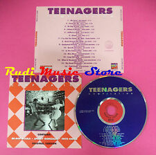 CD Teenagers Compilation SINATRA ARMSTRONG BEN E KING BERRY no mc vhs dvd (C36)