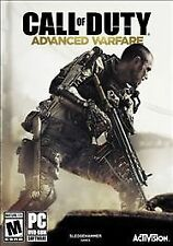 Call of Duty: Advanced Warfare (PC Games, 2014) - FREE SHIPPING