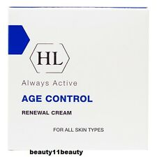Holy Land Age Control Renewal Cream Anti Aging 50 ml + samples