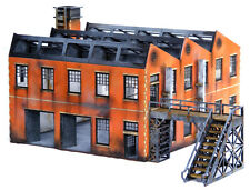 WW2 factory large i501 15mm bâtiment terrain flames of war