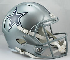 DALLAS COWBOYS NFL Riddell FULL SIZE REPLICA SPEED Helmet