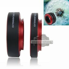 Auto Focus AF Macro Extension Tube DG 10mm + 16mm FX1 Set For Fuji XF Mount Lens
