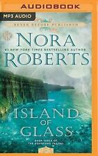 Guardians Trilogy: Island of Glass 3 by Nora Roberts (2016, MP3 CD, Unabridged)