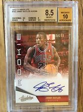 2012-13 ABSOLUTE #162 JIMMY BUTLER AUTO ROOKIE CARD BGS 8.5 AUTO 10