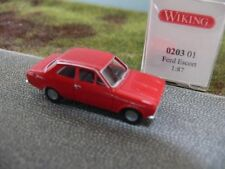 1/87 Wiking Ford Escort rot 0203 1 B