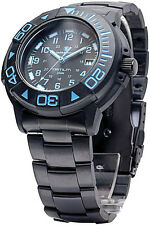 Smith & Wesson SWW900BLU Tritium Dive Watch - Blue