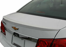 #326 PRIMERED FACTORY STYLE LIP SPOILER  fits the 2011 - 2015 CHEVROLET CRUZE