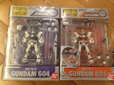 Mobile Suit In Action MSIA Figure Gundam Side Story G04 G05 last set lot of 2