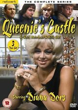 Queenie's Castle: The Complete Series - DVD NEW & SEALED (3 Discs) - Diana Dors