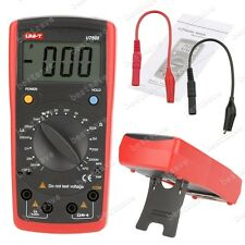 UNI-T UT602 Digital Multimeter Resistance Inductance 2mH 200H LR Tester B0640