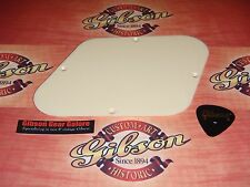 Les Paul Rear Plate Cavity Square Cover Standard Studio Guitar Parts Gibson Pick