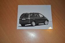 PHOTO DE PRESSE ( PRESS PHOTO ) Volkswagen Sharan TDi Trendline de 1998 VW052
