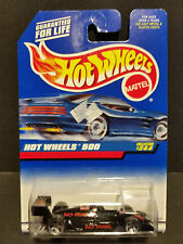 1997 Hot Wheels #244 : Hot Wheels '500 No Fear Logo - 11846