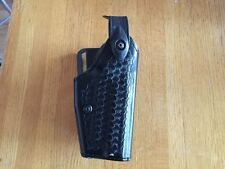 Safariland 6280-77 Basketweave RH Duty Holster Black  - P220 P226 and Ammo pouch