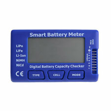 5 in 1 Smart Battery Meter With Balance Discharge ESC Servo PPM Tester HR