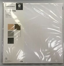 New in Pkg Creative Memories Shades of Neu Paper Pack 12x12-10 Sheets Textured