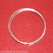 9999 Pure Silver 10 Gauge Wire - 60 inches (5 feet) - Thick Wire for Colloidal