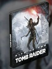 Rise of the Tomb Raider Xbox One Steelbook new rare ship worlwide