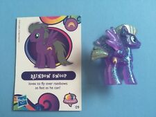 "My Little Pony Blind Bag - Rainbow Swoop - Wave 10 - (2"" figure & card)"