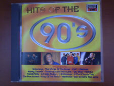 Various Artists - Hits of the 90's [Music for Pleasure] (1995)  BRAND NEW