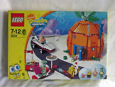 LEGO SpongeBob 3834  Nachbarschaft in Bikini Bottom