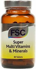 FSC Super Multi Vitamine & Minerali 60 Compresse BUY 1 PRENDI 1 GRATIS