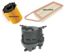 FOR FIESTA FUSION AYGO CITROEN C1 C2 C3 1.4TD 02-09 SERVICE PARTS FILTER KIT SET