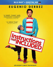 Instructions Not Included Blu-ray
