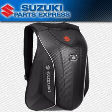 NEW GENUINE OEM SUZUKI OGIO NO DRAG BAG ULTIMATE CYCLE BACKPACK 990A0-19078